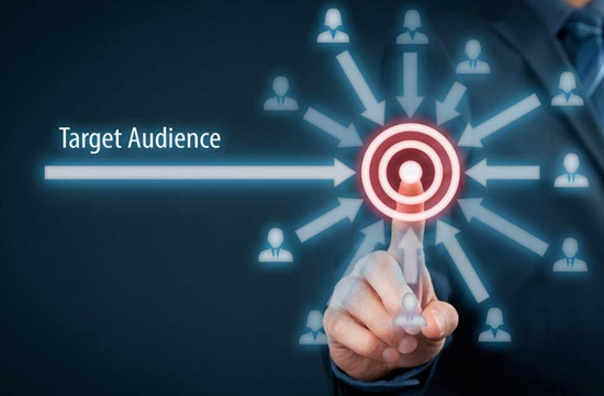 Target the right audience